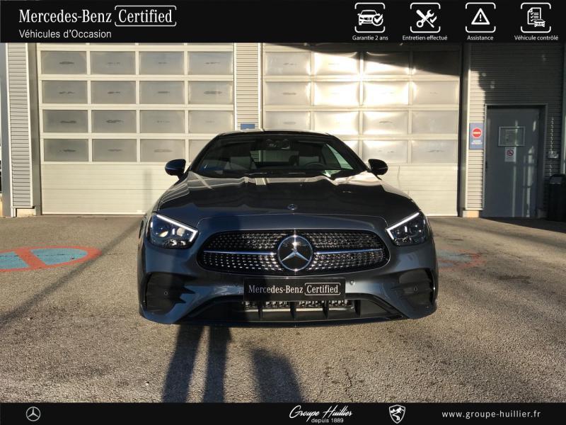 Mercedes Classe E 400 d 330ch AMG Line 4Matic 9G-Tronic Gris occasion à Gières - photo n°5