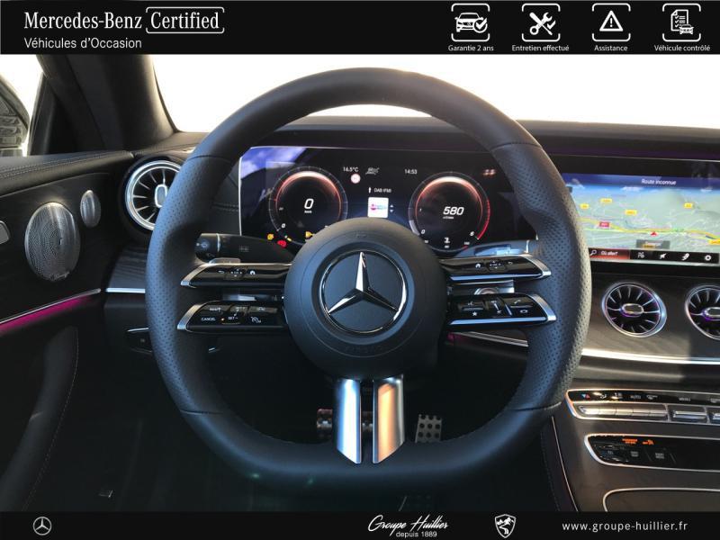 Mercedes Classe E 400 d 330ch AMG Line 4Matic 9G-Tronic Gris occasion à Gières - photo n°7