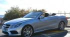 Mercedes Classe E Cabriolet 400 333ch Sportline 7G-TRONIC PLUS Argent à MONACO 98