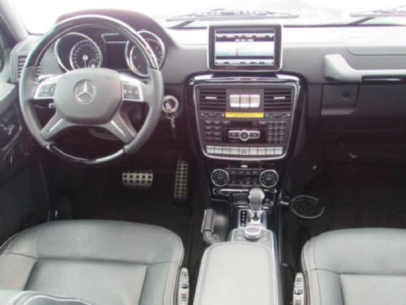 Mercedes Classe G 350 AMG Gris occasion à Beaupuy