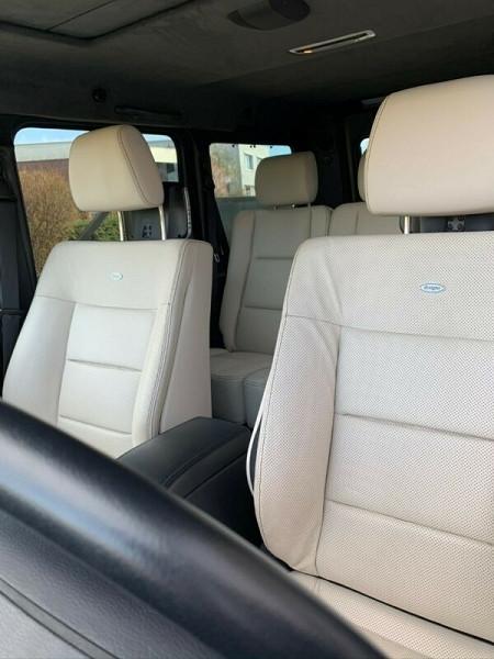 Mercedes Classe G 350 BLUETEC BREAK LONG 7GTRO Noir occasion à Villenave-d'Ornon - photo n°2