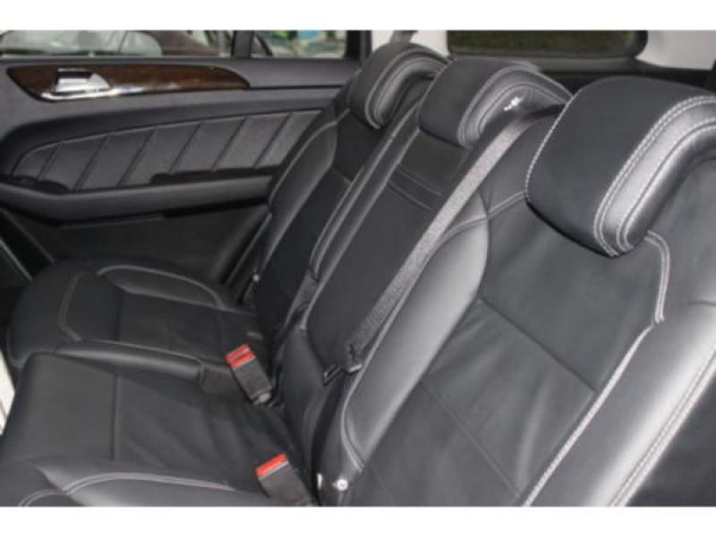 Mercedes Classe G 350 CDI AMG Noir occasion à Beaupuy - photo n°4