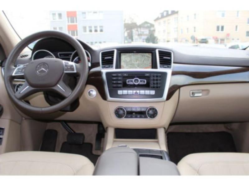 Mercedes Classe G 350 CDI Blanc occasion à Beaupuy