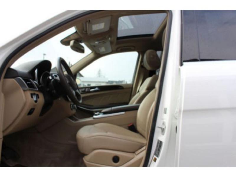 Mercedes Classe G 350 CDI Blanc occasion à Beaupuy - photo n°3
