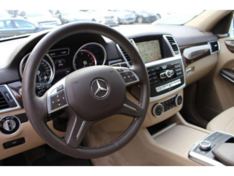 Mercedes Classe G 350 CDI Blanc occasion à Beaupuy - photo n°4