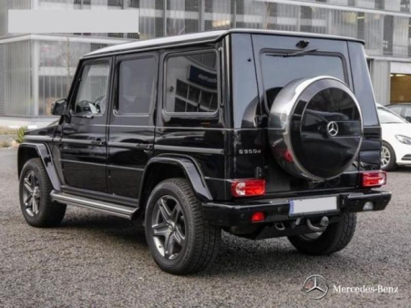Mercedes Classe G 350 Noir occasion à Beaupuy - photo n°2