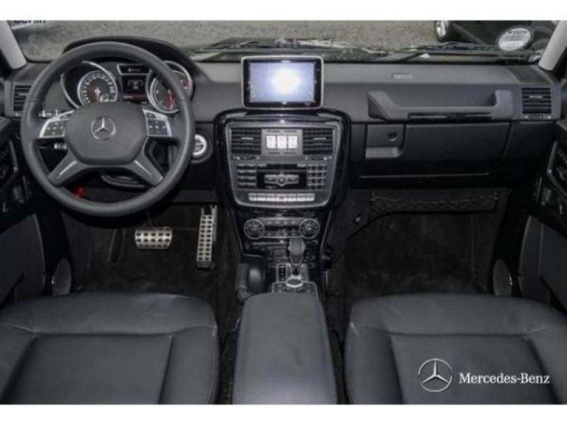 Mercedes Classe G 350 Noir occasion à Beaupuy