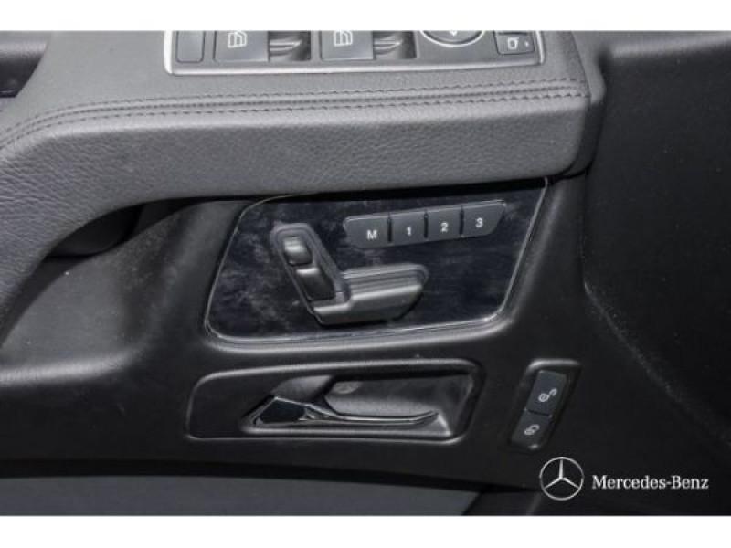 Mercedes Classe G 350 Noir occasion à Beaupuy - photo n°6