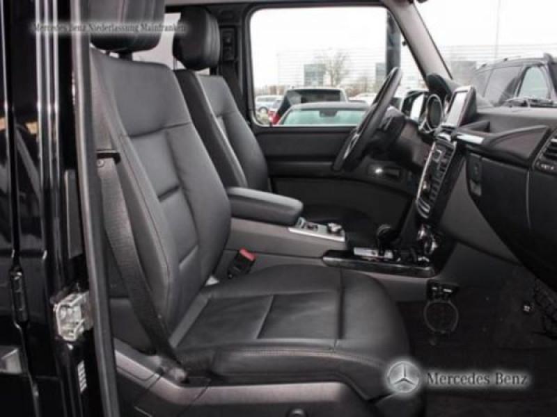 Mercedes Classe G 350 Noir occasion à Beaupuy - photo n°5