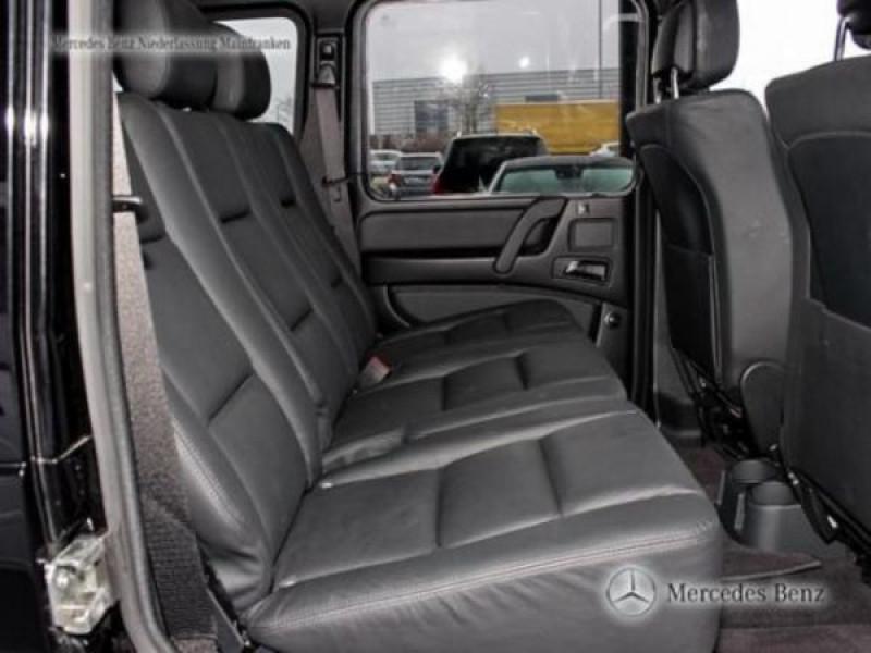 Mercedes Classe G 350 Noir occasion à Beaupuy - photo n°3