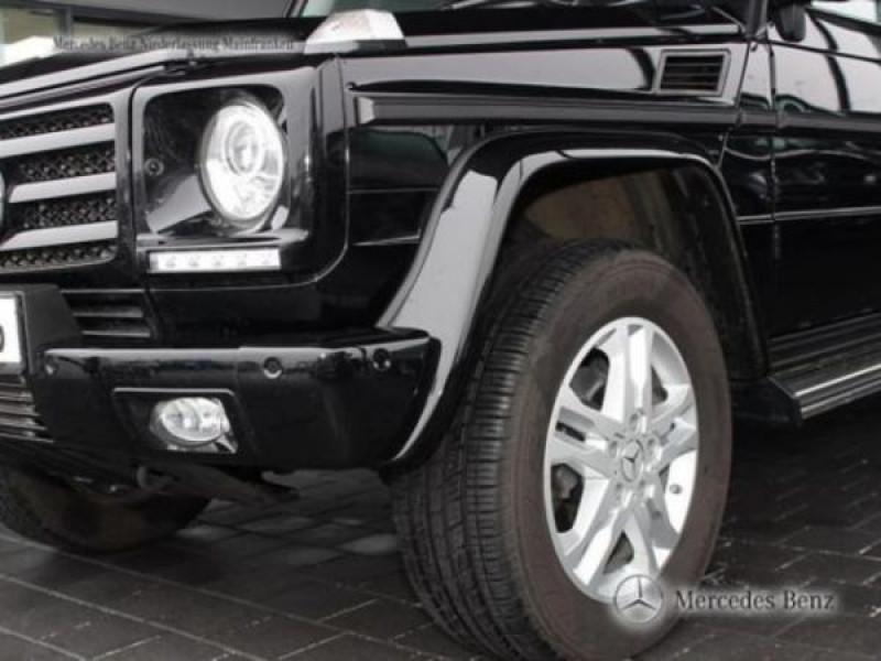 Mercedes Classe G 350 Noir occasion à Beaupuy - photo n°8