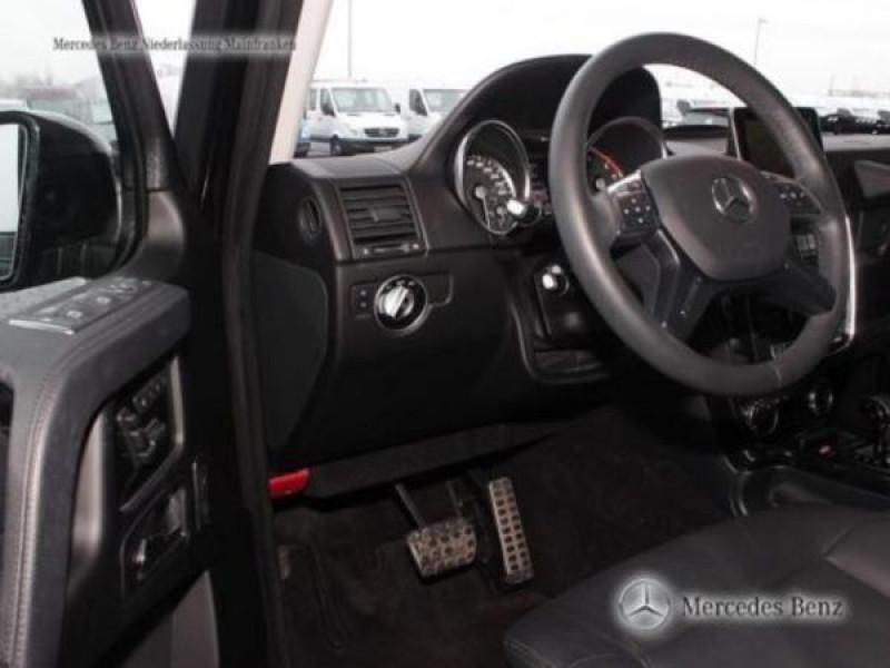 Mercedes Classe G 350 Noir occasion à Beaupuy - photo n°4