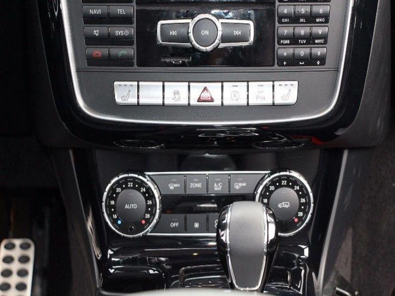 Mercedes Classe G 500 Argent occasion à Beaupuy - photo n°7