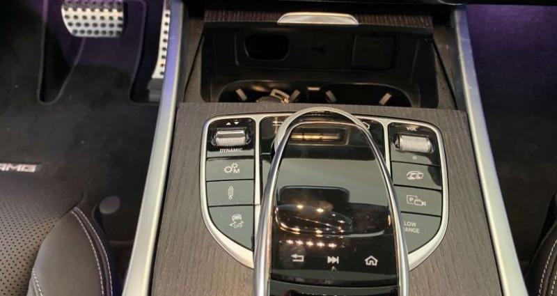 Mercedes Classe G 63 AMG Noir occasion à Levallois Perret - photo n°7