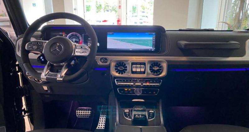 Mercedes Classe G 63 AMG Noir occasion à Levallois Perret - photo n°6