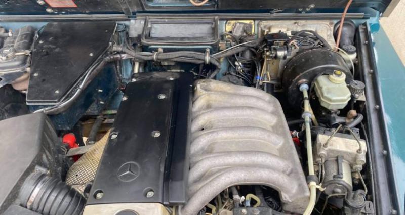 Mercedes Classe G G300 Vert occasion à Mudaison - photo n°5