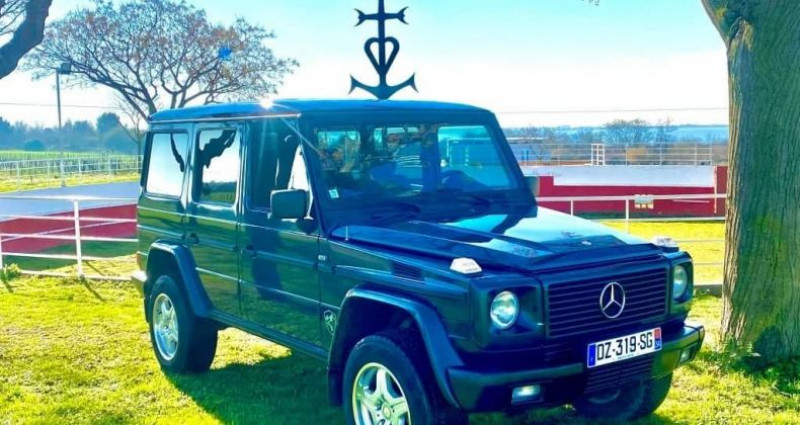 Mercedes Classe G G300 Vert occasion à Mudaison