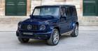 Mercedes Classe G G63 AMG *G Manufaktur Blue*  à PARIS 75