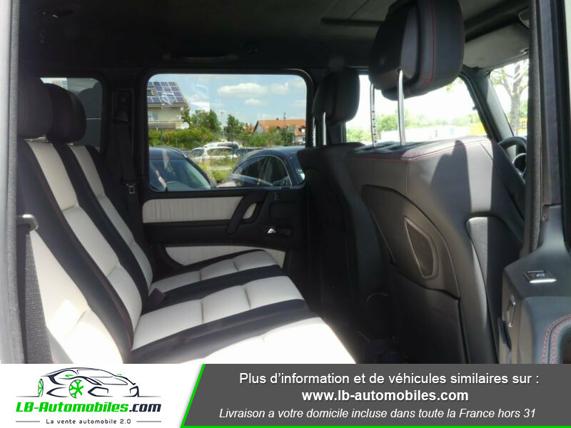 Mercedes Classe G Long 350 CDI / A Edition 35 Blanc occasion à Beaupuy - photo n°7