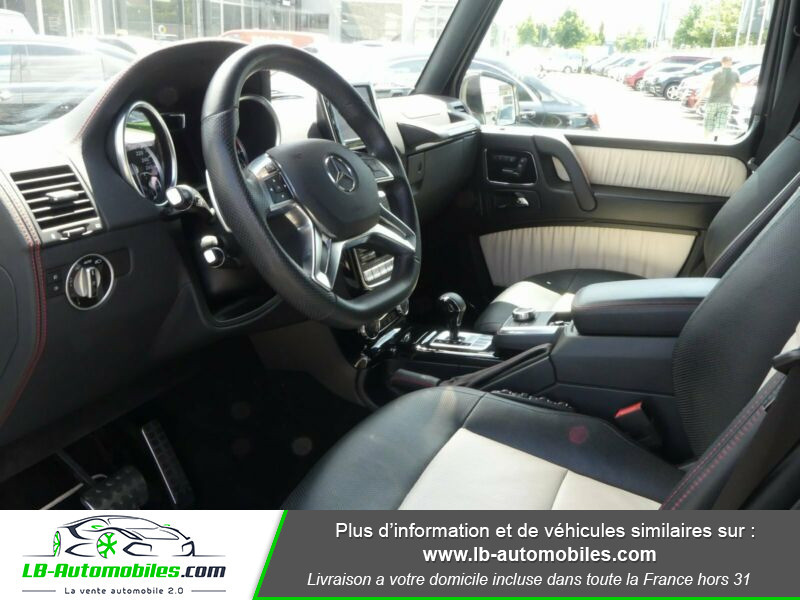 Mercedes Classe G Long 350 CDI / A Edition 35 Blanc occasion à Beaupuy - photo n°3