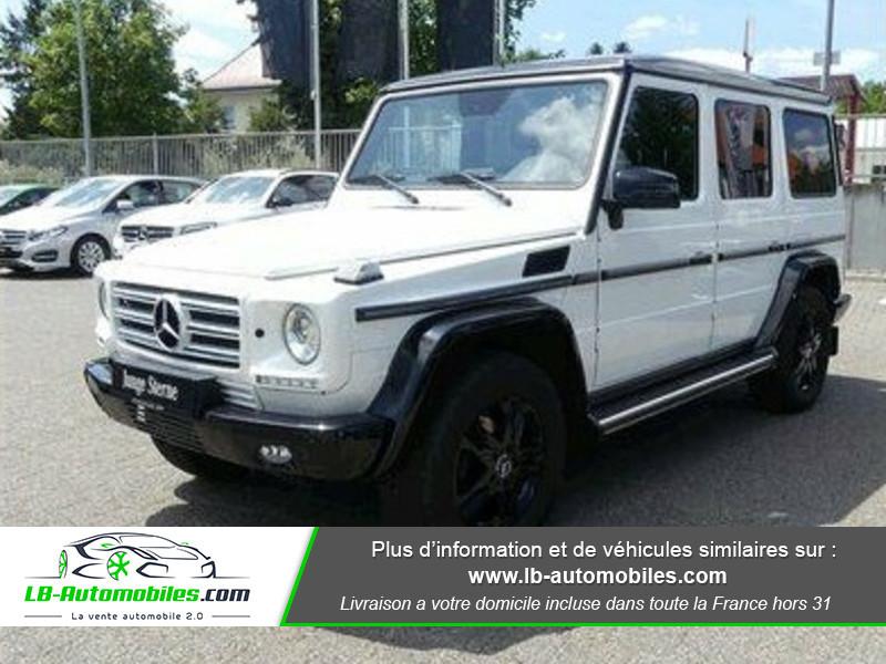 Mercedes Classe G Long 350 CDI / A Edition 35 Blanc occasion à Beaupuy
