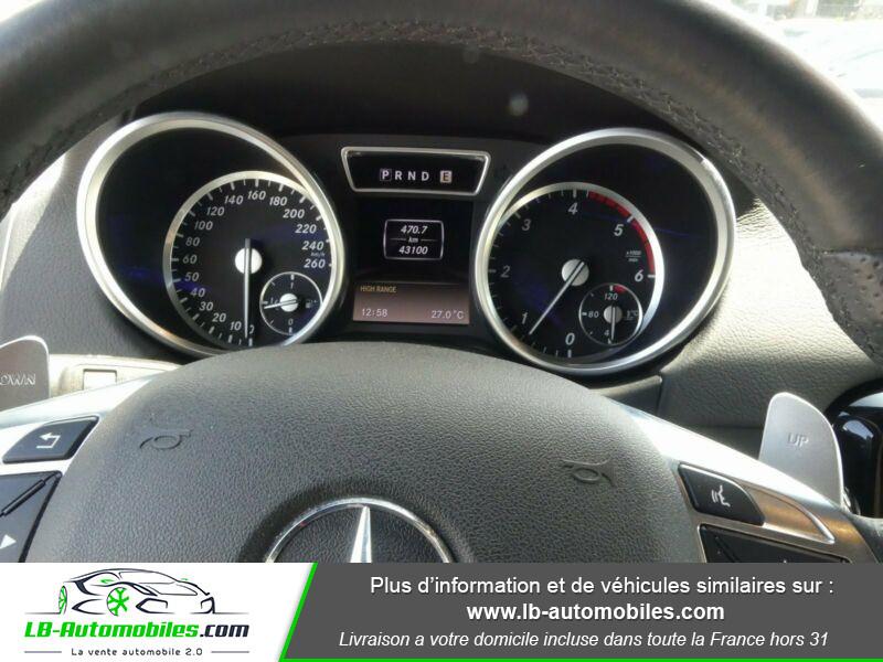 Mercedes Classe G Long 350 CDI / A Edition 35 Blanc occasion à Beaupuy - photo n°6