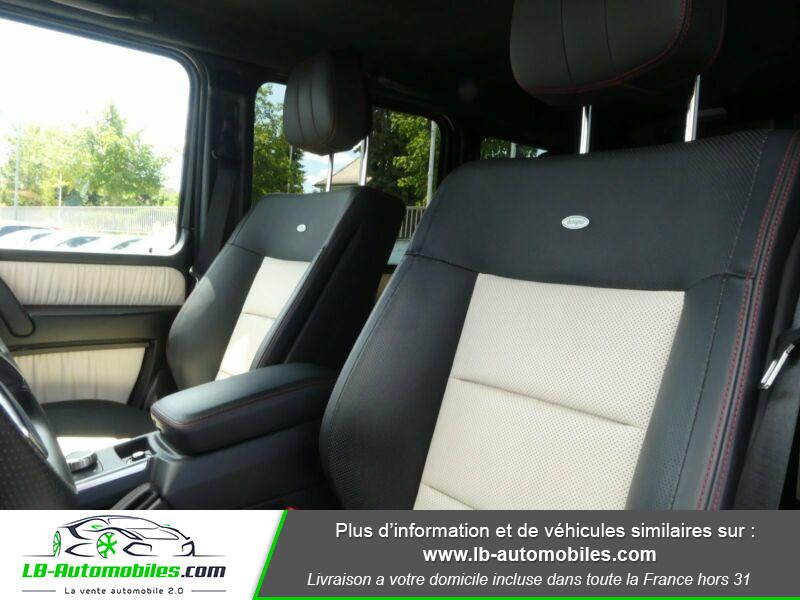 Mercedes Classe G Long 350 CDI / A Edition 35 Blanc occasion à Beaupuy - photo n°4