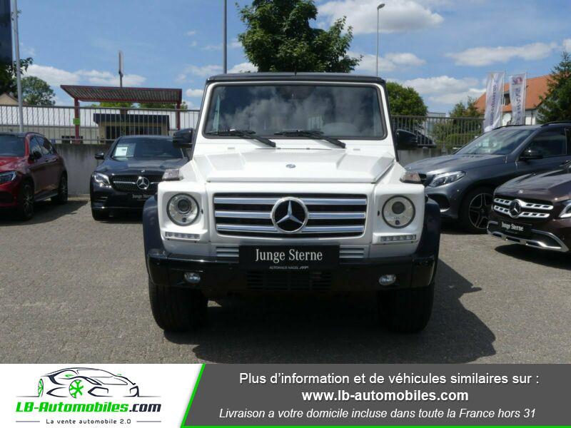 Mercedes Classe G Long 350 CDI / A Edition 35 Blanc occasion à Beaupuy - photo n°9