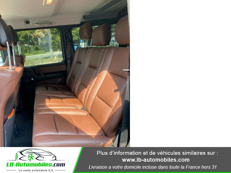Mercedes Classe G Long 350d Noir occasion à Beaupuy - photo n°5