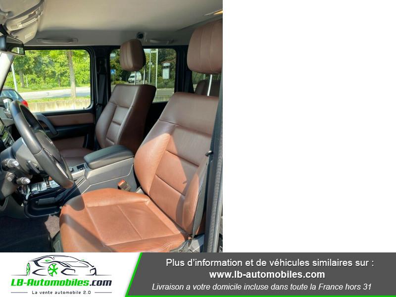 Mercedes Classe G Long 350d Noir occasion à Beaupuy - photo n°4