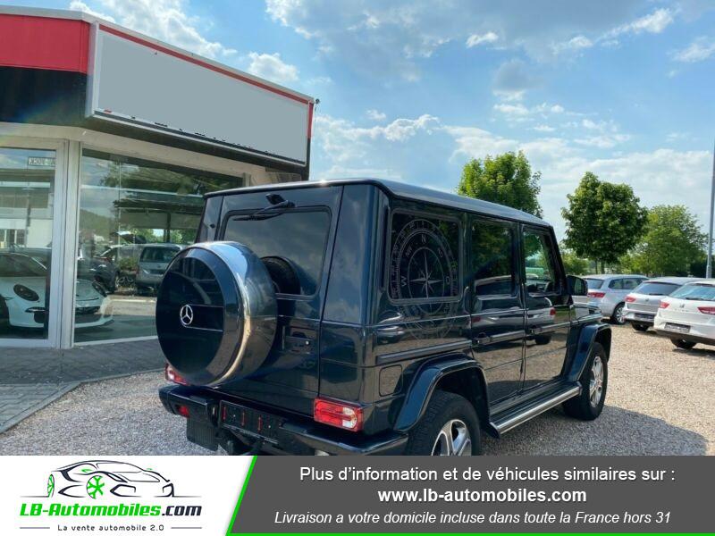 Mercedes Classe G Long 350d Noir occasion à Beaupuy - photo n°3