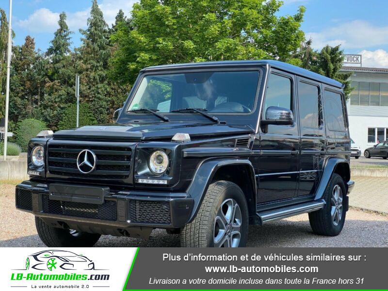 Mercedes Classe G Long 350d Noir occasion à Beaupuy