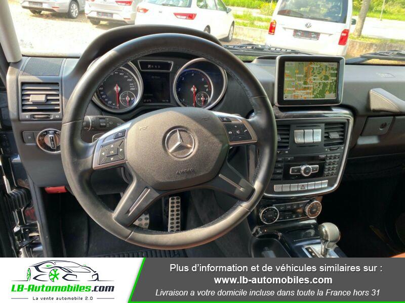 Mercedes Classe G Long 350d Noir occasion à Beaupuy - photo n°2