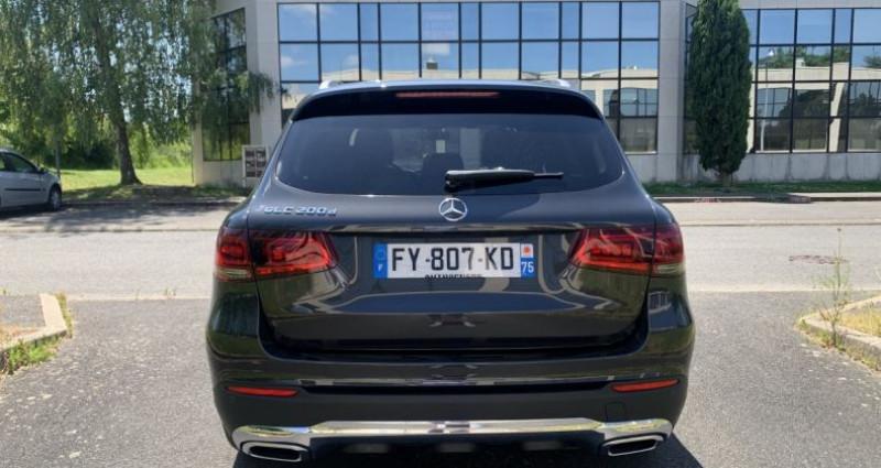 Mercedes Classe GL GLC 200 Gris occasion à Toussus-le-noble - photo n°4