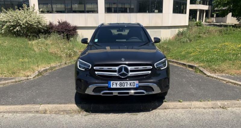 Mercedes Classe GL GLC 200 Gris occasion à Toussus-le-noble - photo n°2