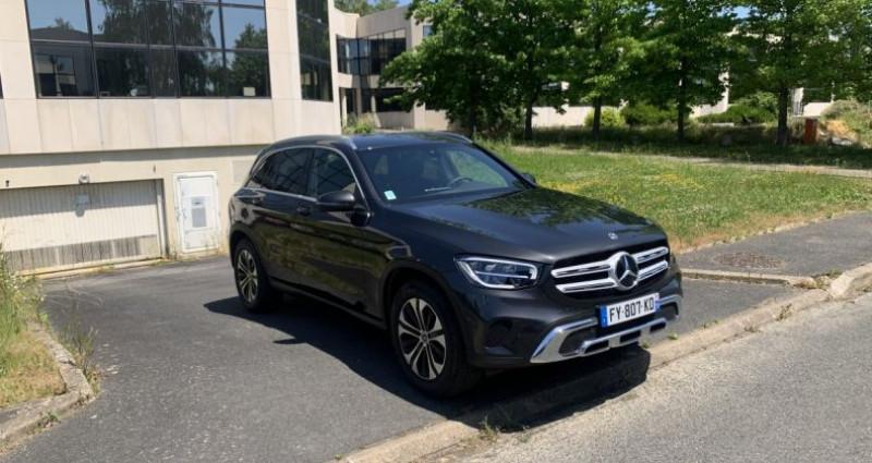 Mercedes Classe GL GLC 200 Gris occasion à Toussus-le-noble