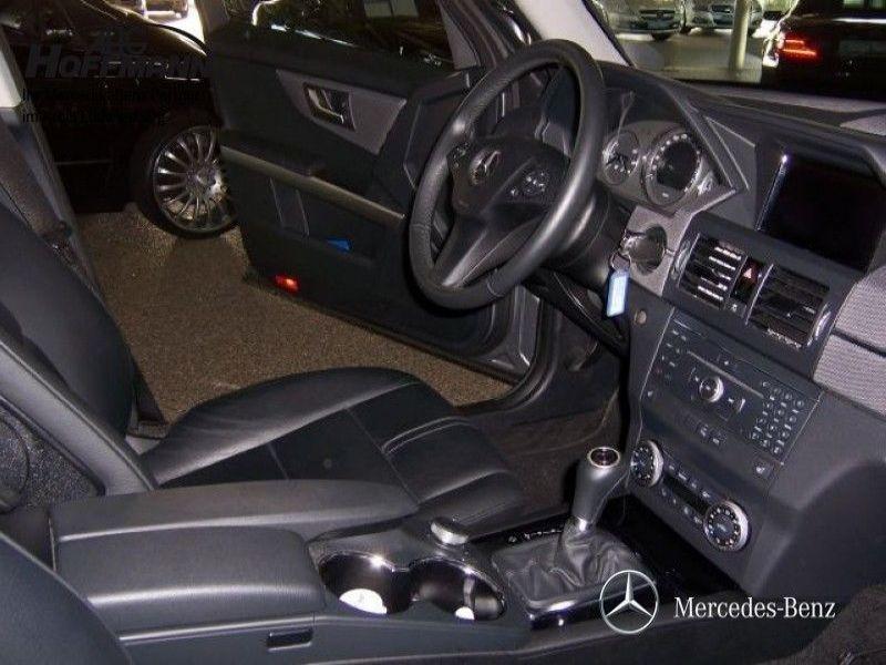 Mercedes Classe GLK 220 220 CDI 4 Matic Argent occasion à Beaupuy - photo n°3