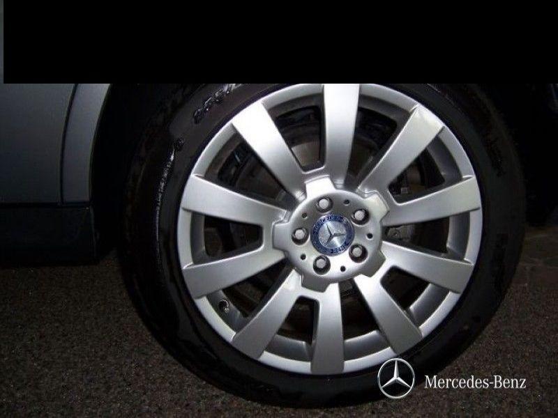 Mercedes Classe GLK 220 220 CDI 4 Matic Argent occasion à Beaupuy - photo n°5
