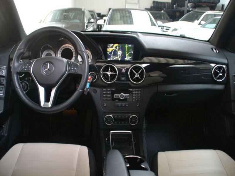 Mercedes Classe GLK 220 220 CDI AMG 4 Matic Bleu occasion à Beaupuy