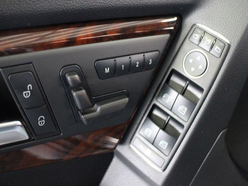 Mercedes Classe GLK 220 220 CDI AMG 4 Matic Gris occasion à Beaupuy - photo n°6