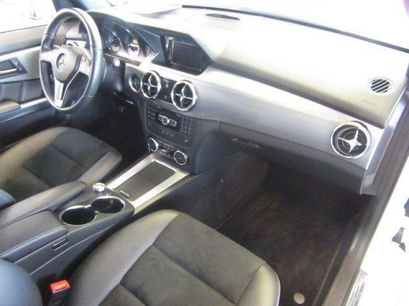 Mercedes Classe GLK 220 220 CDI AMG 4 Matic Blanc occasion à Beaupuy