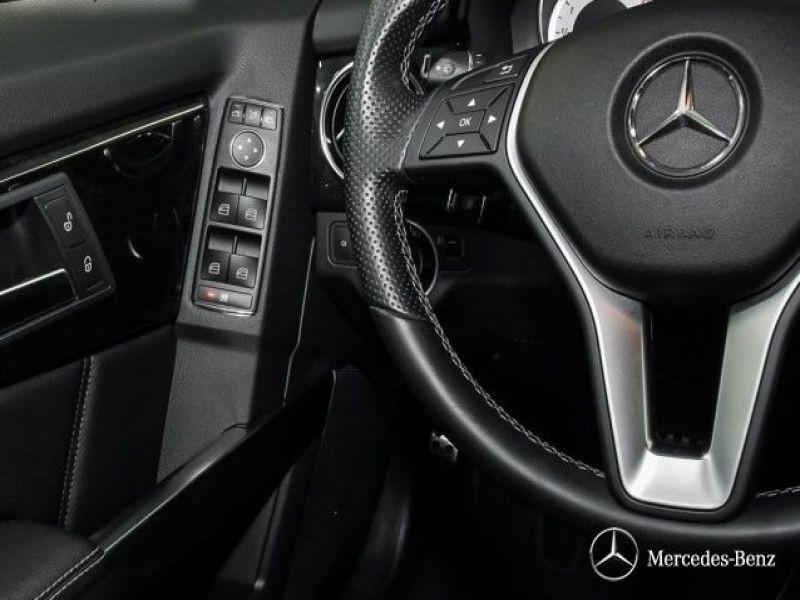 Mercedes Classe GLK 220 220 CDI AMG 4 Matic Blanc occasion à Beaupuy - photo n°7