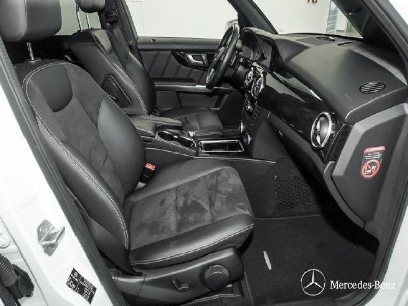 Mercedes Classe GLK 220 220 CDI AMG 4 Matic Blanc occasion à Beaupuy - photo n°3