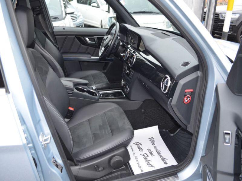 Mercedes Classe GLK 220 220 CDI AMG Gris occasion à Beaupuy - photo n°5