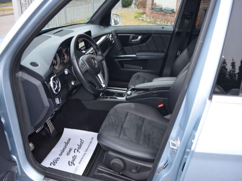 Mercedes Classe GLK 220 220 CDI AMG Gris occasion à Beaupuy - photo n°3