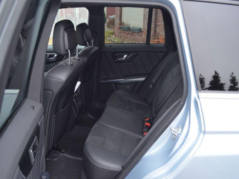 Mercedes Classe GLK 220 220 CDI AMG Gris occasion à Beaupuy - photo n°4