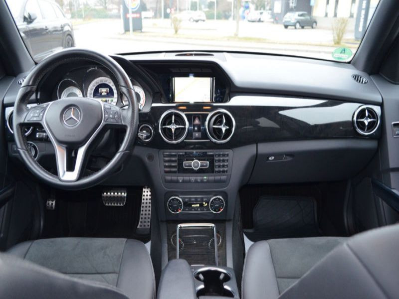 Mercedes Classe GLK 220 220 CDI AMG Gris occasion à Beaupuy