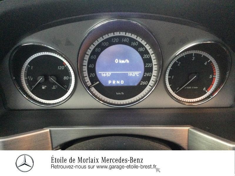 Mercedes Classe GLK 220 220 CDI BE 4 Matic Argent occasion à Saint Martin des Champs - photo n°9