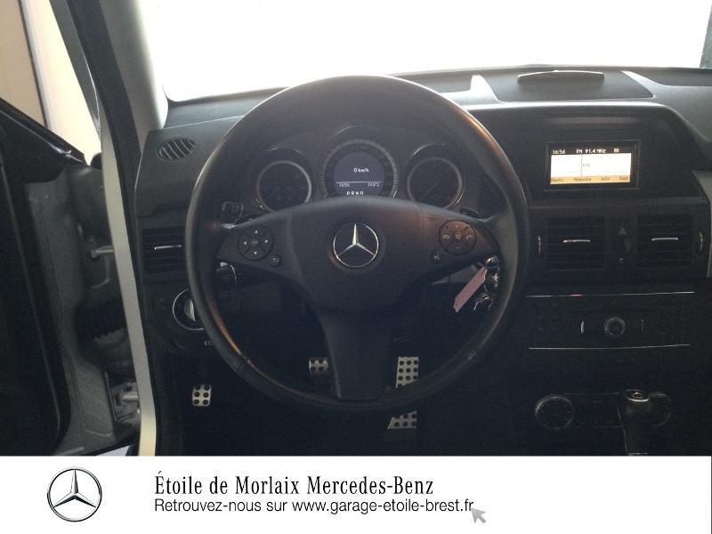 Mercedes Classe GLK 220 220 CDI BE 4 Matic Argent occasion à Saint Martin des Champs - photo n°7