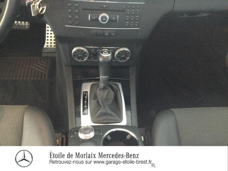 Mercedes Classe GLK 220 220 CDI BE 4 Matic Argent occasion à Saint Martin des Champs - photo n°10